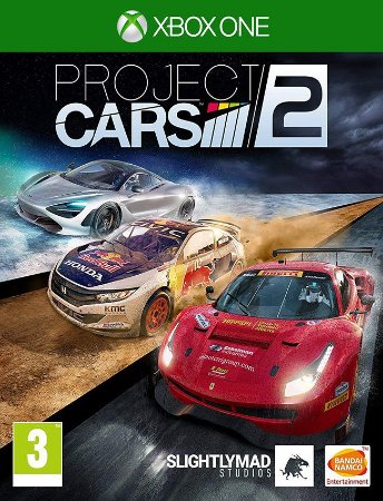 Project Cars 2 Xbox One - 25 Dígitos