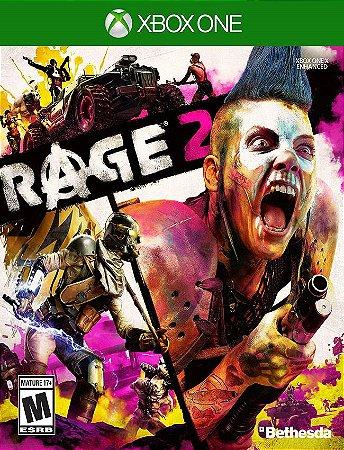 Rage 2 Xbox One - 25 Dígitos