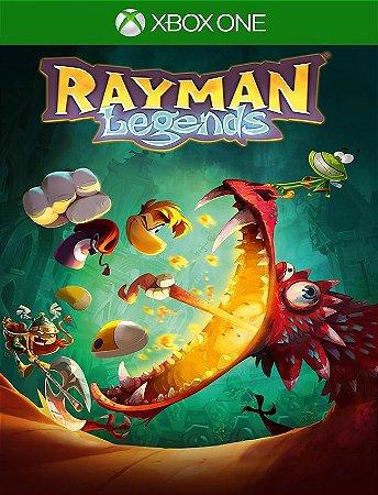 Rayman Legends Xbox One - 25 Dígitos