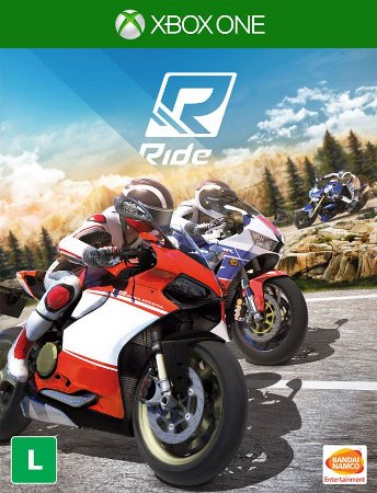 Ride Xbox One - 25 Dígitos