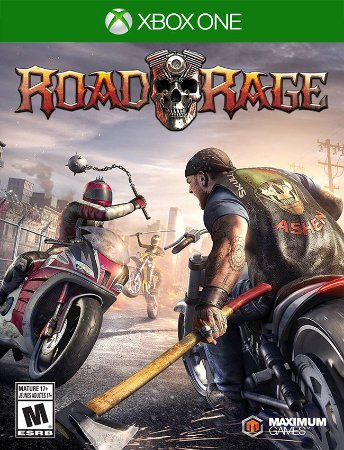 Road Rage Xbox One - 25 Dígitos