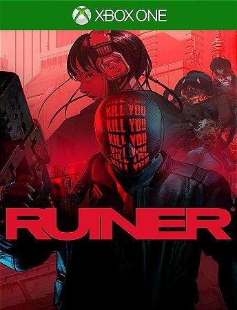 Ruiner Xbox One - 25 Dígitos
