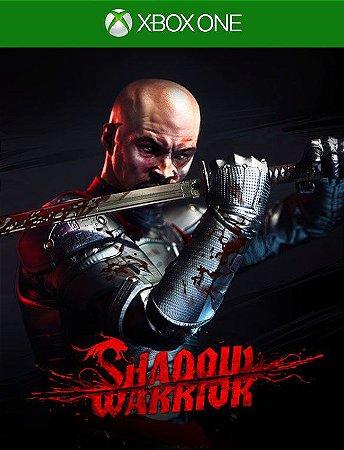 Shadow Warrior Xbox One - 25 Dígitos