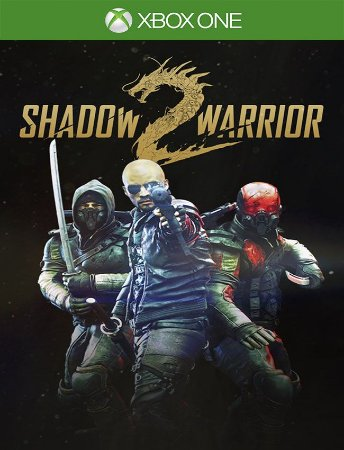 Shadow Warrior 2 Xbox One - 25 Dígitos