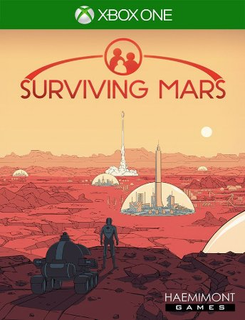 Surviving Mars Xbox One - 25 Dígitos