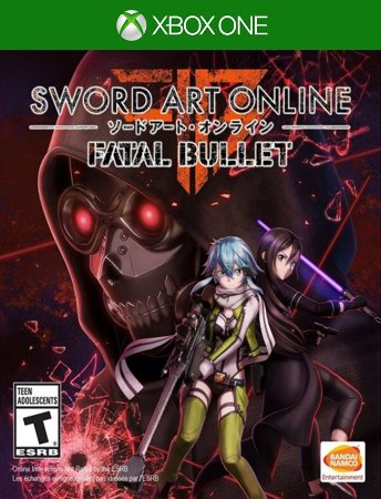 Sword Art Fatal Bullet Xbox One - 25 Digitos