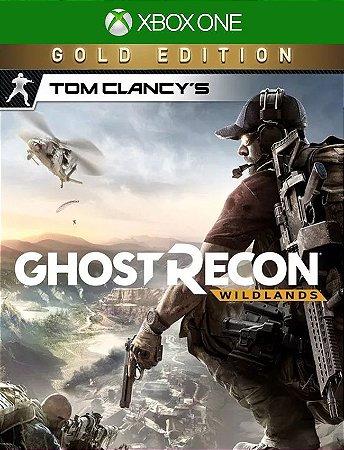 Tom Clancys Ghost Recon Wildlands Gold Xbox One - 25 Digitos