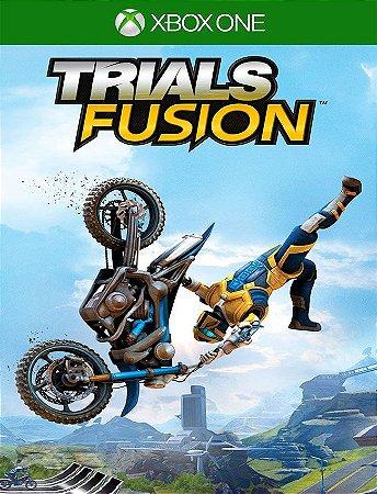 Trials Fusion Xbox One - 25 Digitos
