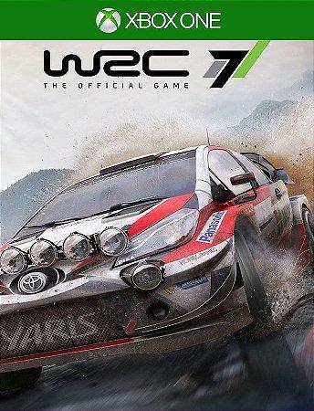 Wrc 7 Fia World Rally Xbox One - 25 Dígitos