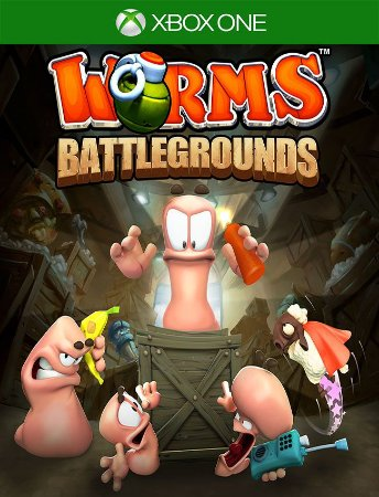 Worms Battlegrounds Xbox One - 25 Dígiftos