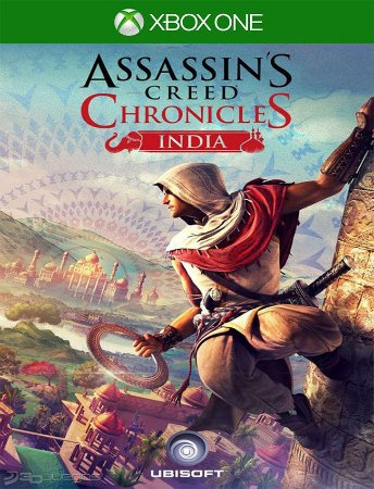 Assassin's Creed Chronicles: India - Xbox One 25 Dígitos