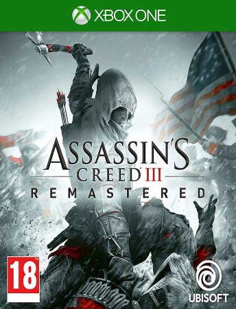 Assassin's Creed III Remastered - Xbox One 25 Dígitos