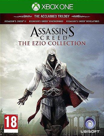 Assassins Creed Ezio Collection - Xbox One 25 Dígitos