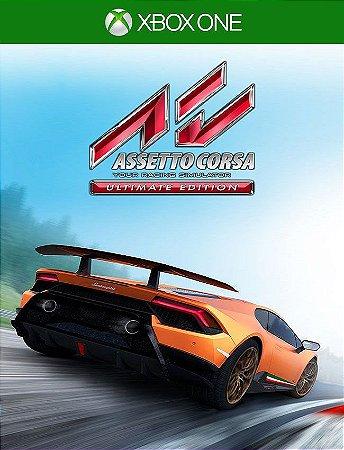 Assetto Corsa Ultimate - Xbox One 25 Dígitos
