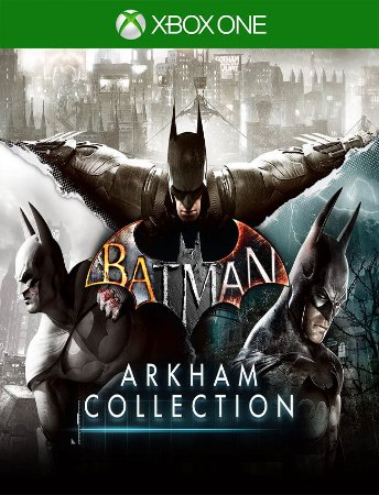 Batman Arkham Collection - Xbox One 25 Dígitos