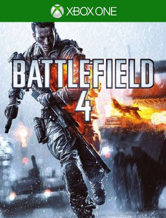 Battlefield 4 - Xbox One 25 Dígitos