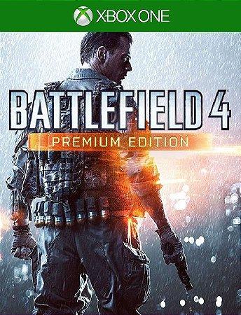 Battlefield 4 Premium - Xbox One 25 Dígitos