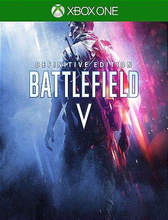 Battlefield 5 V Definitive - Xbox One 25 Dígitos