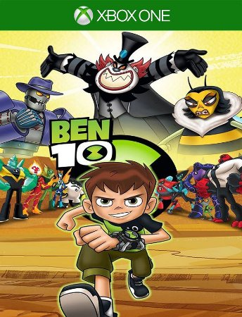 Ben 10 - Xbox One 25 Dígitos