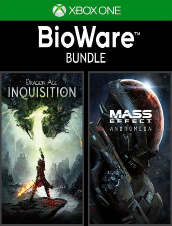 O Pacote Bioware - Xbox One 25 Dígitos