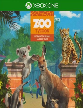 Zoo Tycoon Ultimate Collection - Xbox One 25 Dígitos