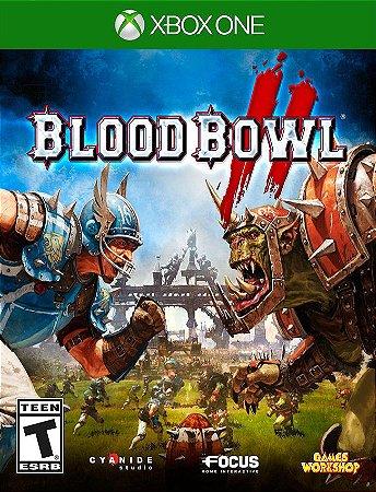 Blood Bowl 2 - Xbox One 25 Digitos
