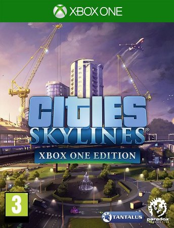 Cities Skylines - Xbox One 25 Dígitos