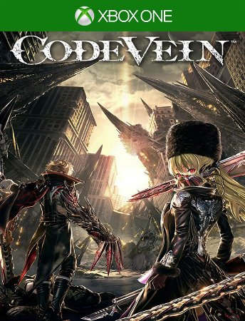 Code Vein - Xbox One 25 Dígitos
