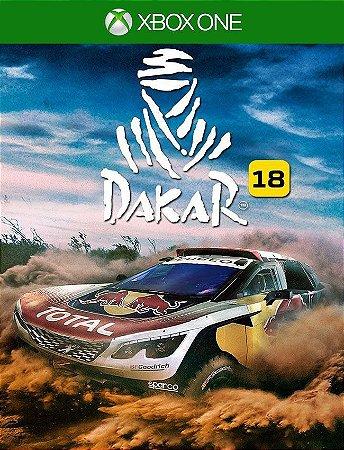 Dakar 18 - Xbox One 25 Dígitos