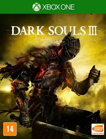 Dark Souls 3 - Xbox One 25 Dígitos