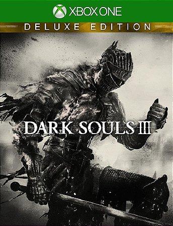 Dark Souls 3 Deluxe - Xbox One 25 Dígitos