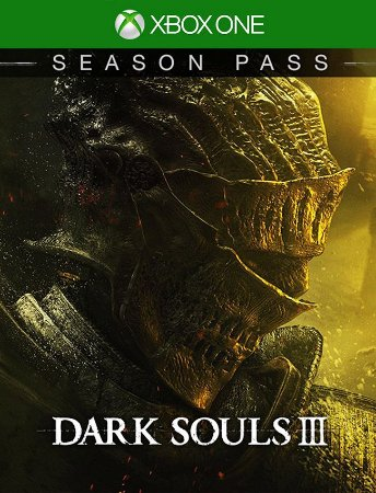 Dark Souls 3 Season Pass - Xbox One 25 Dígitos