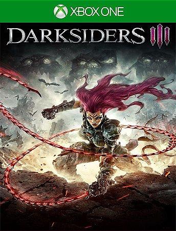 Darksiders 3 Deluxe - Xbox One 25 Dígitos