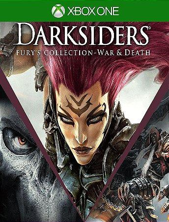 Darksiders Collection War Death - Xbox One 25 Dígitos