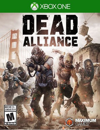 Dead Alliance - Xbox One 25 Dígitos