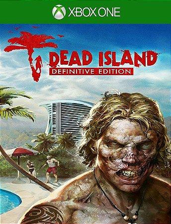 Dead Island Definitive - Xbox One 25 Digitos