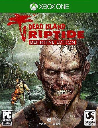 Dead Island Riptide Definitive - Xbox One 25 Digitos