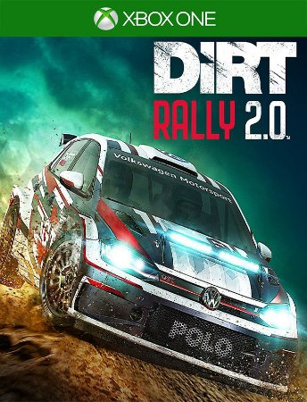 Dirt Rally 2.0 - Xbox One 25 Dígitos