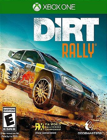 Dirt Rally - Xbox One 25 Dígitos
