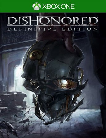 Dishonored Definitive - Xbox One 25 Dígitos