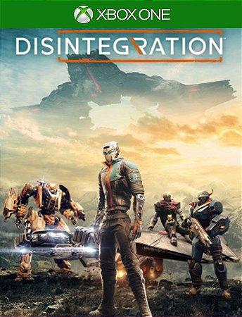 Disintegration Xbox One 25 Dígitos