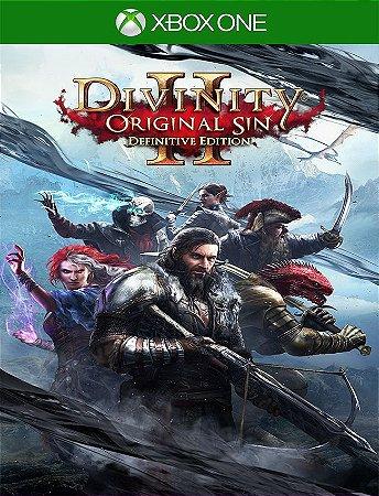 Divinity Original Sin 2 Definitive - Xbox One 25 Dígitos