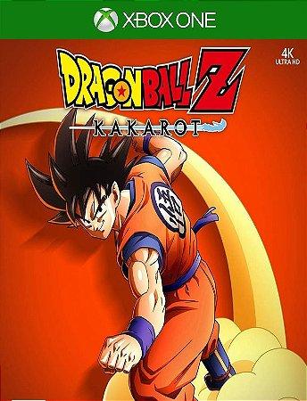 DRAGON BALL Z: KAKAROT -  Xbox One 25 dígitos