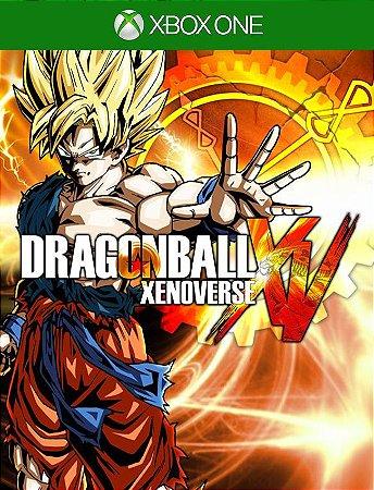 DRAGON BALL XENOVERSE - Xbox One 25 Dígitos