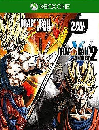 Dragon Ball Xenoverse Super Bundle - Xbox One 25 Digitos
