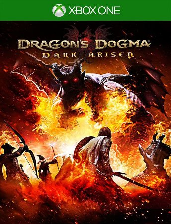 Dragons Dogma Dark Arisen - Xbox One 25 Dígitos