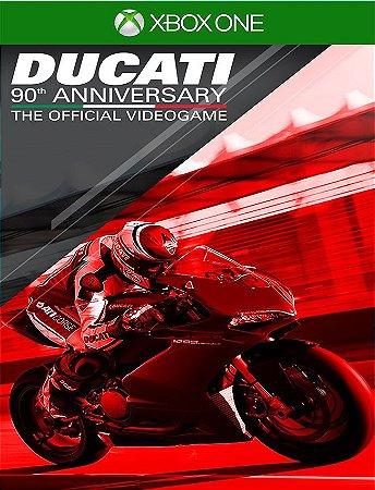 Ducati 90th Anniversary - Xbox One 25 Dígitos