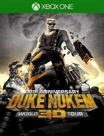 Duke Nukem 3d 20th Anniversary - Xbox One 25 Digitos