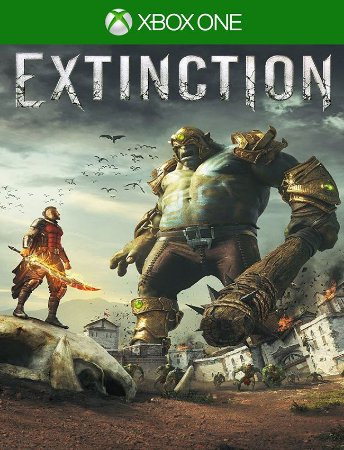 Extinction - Xbox One 25 Dígitos
