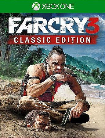 Far Cry 3 Classic - Xbox One 25 Dígitos